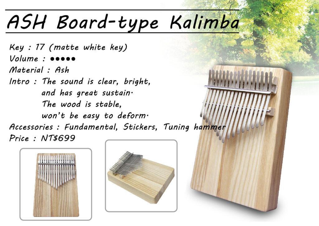 ASH Board-type Kalimba