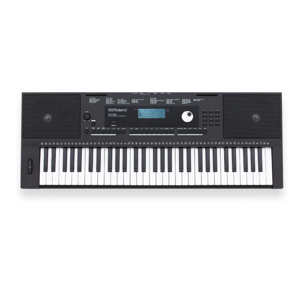 日本 Roland E-X20 Keyboard 自動伴奏鍵盤 61鍵電子琴
