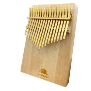 MIT Birch Board-type Kalimba with Golden Keys