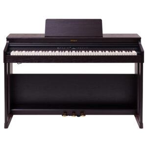 Roland-RP701 88鍵數位鋼琴/電鋼琴 玫瑰木色 (含琴椅)